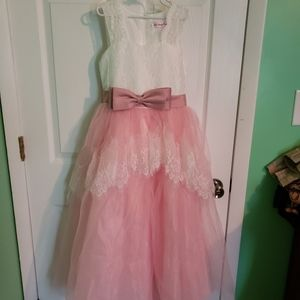 Nwt Ai Meng Baby Flower Girl/ Pageant Dress 🥰🥰❤❤